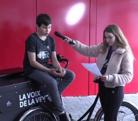 Sports extrêmes: les élèves du COV en parle!