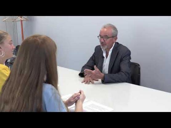 Interview de Jean-Daniel Nanzer